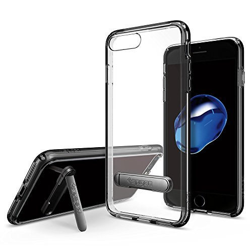 iPhone-7-Plus-Case-Spigen-Ultra-Hybrid-S-JET-BLACK-Optimized-Jet-Black-Clear-back-panel-TPU-bumper-for-iPhone-7-Plus-043CS20848