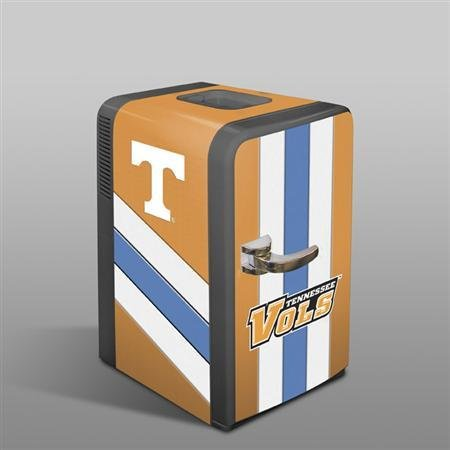 NCAA Tennessee Volunteers Portable Party Fridge, 15-Quart