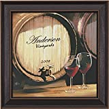 411JJHzuduL. SL160  Expressions Large Personalized Wine Lovers Print
