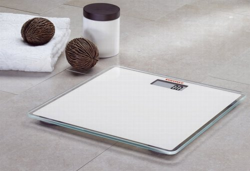Soehnle 63558 Lifestyle Slim Design Electronic Bathroom Scales