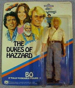 """Dukes of Hazzard Bo Duke 8"""" Action Figure"""