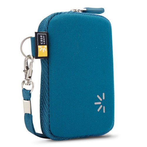 411JOwk2GWL Case Logic UNZB 202 Compact Camera Case (Blue)