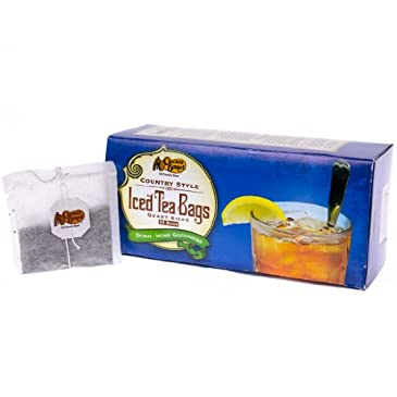 Cracker Barrel Country Style Iced Tea Bags