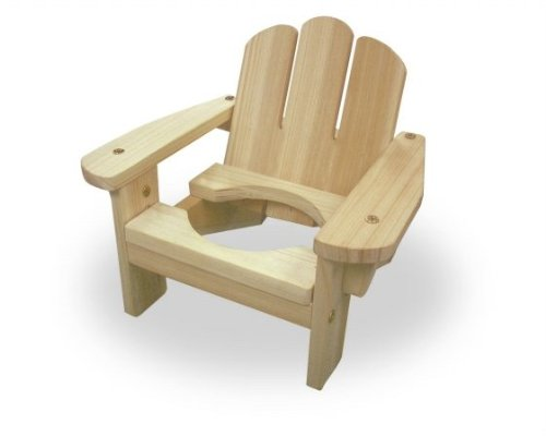 adirondack chair planter