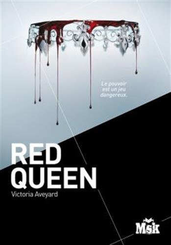 Red Queen, tome 1 411JUYT3fKL