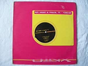 "RON HAGEN & PASCAL M Forever 12"""