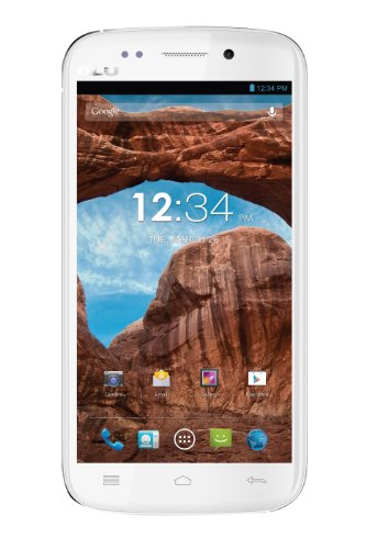 Blu Life One L120 Unlocked Dual Sim Phone With 5.0-Inch Ips Hd Display, Quad-Core 1.2Ghz Processor, Android 4.2 Jb, , 4G Hspa+ Up To 42Mbps, 13Mp Camera, And Micro Sd Slot