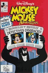 Walt Disney's Mickey Mouse Adventures # 3 - 08/90 - The Triumph of the Phantom Blot PDF