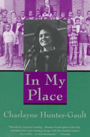 In My Place, Charlayne Hunter-Gault