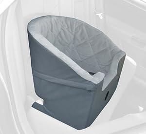 K&H Bucket Booster Pet Car Seat, Large, Gray