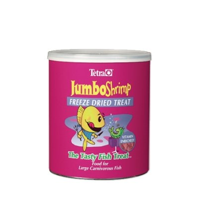 Tetra (Daleville) - Jumbo Shrimp Fd Treat 14 Oz