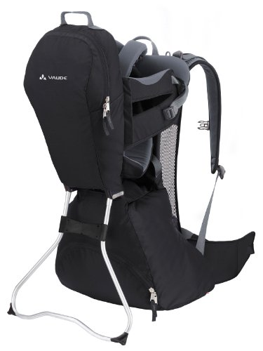 Vaude Wallaby Child Carrier, Black