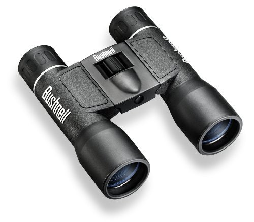 Bushnell Powerview 16X32 Compact Folding Roof Prism Binocular Color: Black Size: 16X32