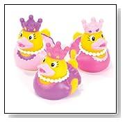 Princess Rubber Ducky