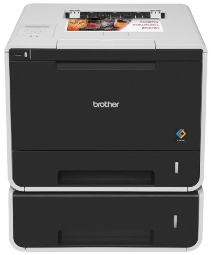 Discover Bargain Brother Printer HLL8350CDWT Wireless Color Laser Printer