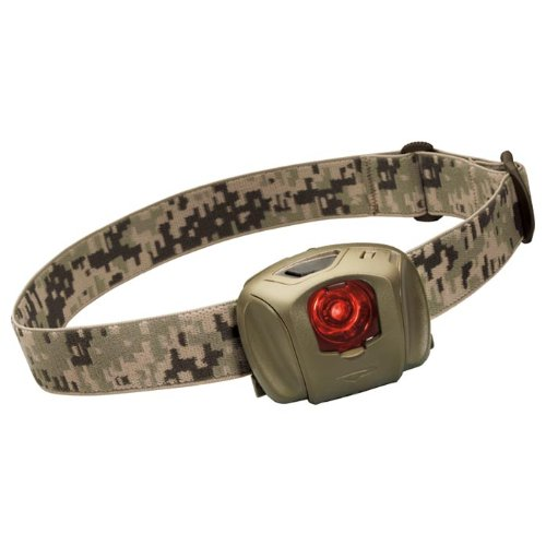 Princeton Tec Tactical Eos Led Headlamp (Olive Drab)