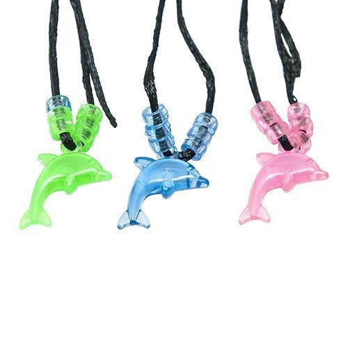 Dolphin Necklaces - 12 per unit