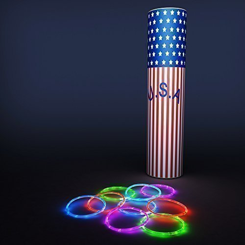 Super Bright Longest Lasting Glow Sticks - 100 Premium Quality Glow Sticks