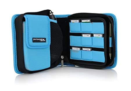 DS Universal Pull and Go Folio - Blue