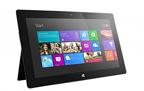 """New Original Microsoft Surface 64Gb Tablet - Windows Rt 8, 10.6"""" Hd Lcd Touchscreen, Front And Rear Camera Office 2013 Rt Included Free Universal Adapter"""