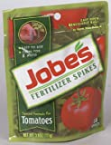 Jobe's 6005 18-Pack Tomato Outdoor Fertilizer Food Spikes
