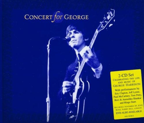 VA-Concert For George-PROPER-OST-2CD-FLAC-2003-FORSAKEN Download