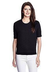Chemistry Women's Body Blouse Shirt (C16-657KTTOP_Truffle_Medium)