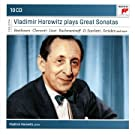 Horowitz interpr�te des Sonates c�l�bres