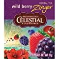 Celestial Seasonings Wild Berry Zinger von Celestial Seasonings - Gewürze Shop