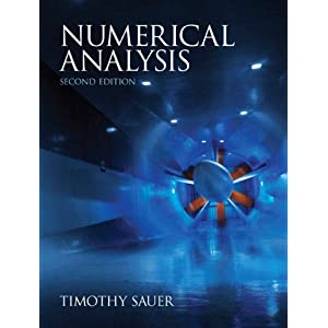 Numerical analysis 2nd edition. | text book centre.