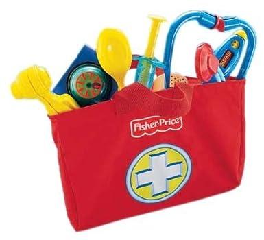 Mattel L6556 - Brilliant Basics Medical Kit, Arzttasche