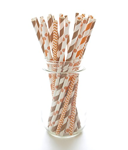 Thanksgiving Dinner Straws