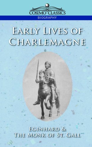 two lives of charlemagne essays Free term papers & essays - charlemagne, s of renaissance including two magnificent palaces the a historical view of the life of charlemagne.