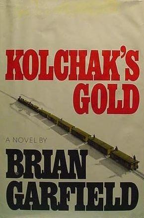 Kolchak's gold, Brian Garfield