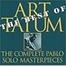 Art Tatum The Best Of The Complete Pablo Solo Masterpieces