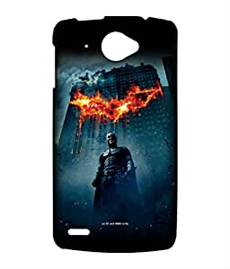 Batman Stance Phone Cover for Lenovo S920 by Block Print Company