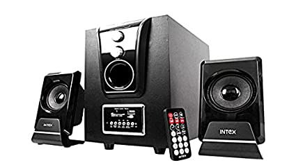 Intex-IT-2425W-Beats-USB/MMC/FM/Remote-Speaker