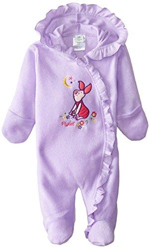 Disney Baby-Girls Newborn Piglet Happy Pram, Violet, 0-3 Months