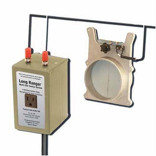 Psi Woodworking Lrmset220 220 Volt Long Ranger Multigate Switch System