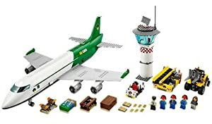 Lego City 60022 Cargo Terminal Toy Building Set from LEGO City