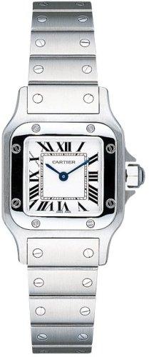Cartier Santos Ladies Watch W20056D6 Wrist Watch (Wristwatch)