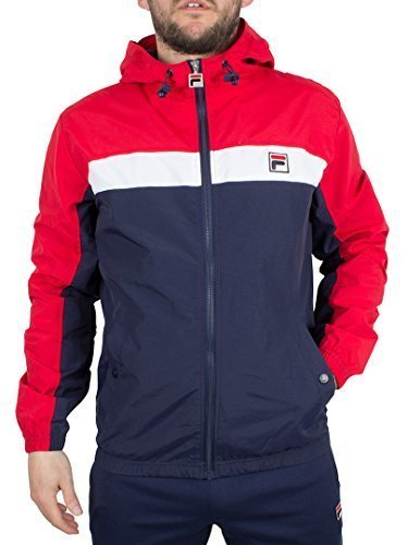 fila-vintage-uomo-clipper-panel-light-hooded-jacket-blu-medium
