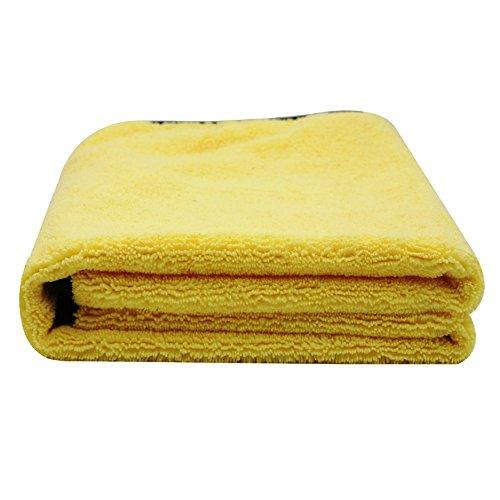 microfaser-auto-trockentuch-gross-xl-wasche-reinigung-politur-von-autoscar-55-x-90-cm-gelb-mikrofase