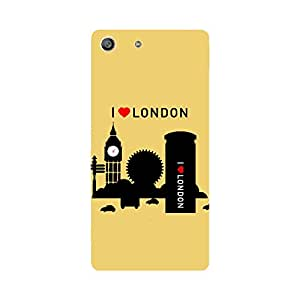 Phone Candy Designer Back Cover with direct 3D sublimation printing for Sony Xperia M5 Dual