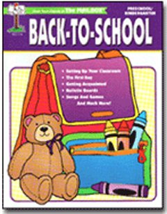 BACK-TO-SCHOOL BOOK GR. PREK-K