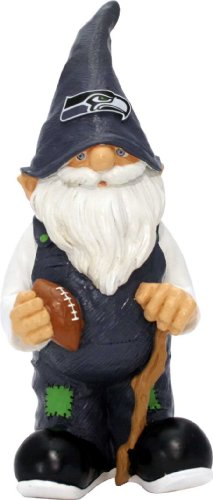 NFL Seattle Seahawks Garden Gnome at Amazon.com
