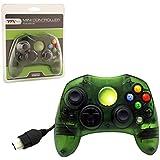 TTX Tech Controller S-Clear Green, Xbox