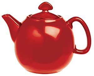 Chantal 24 ounce tea pot red teapots teapots - Chantal teapots ...