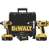 DEWALT DCK245X XRP 18-Volt Hammerdrill / Impact-Driver Combo Kit