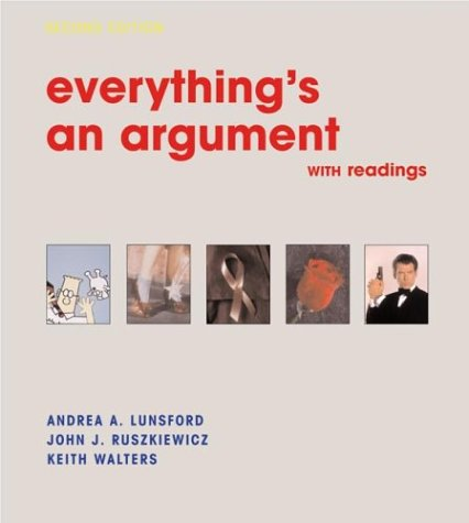 everything is an argument 1